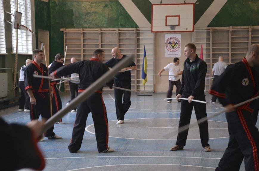 В Днепродзержинске прошел Всеукраинский инструкторский семинар по Комбатан (фото) - фото 1