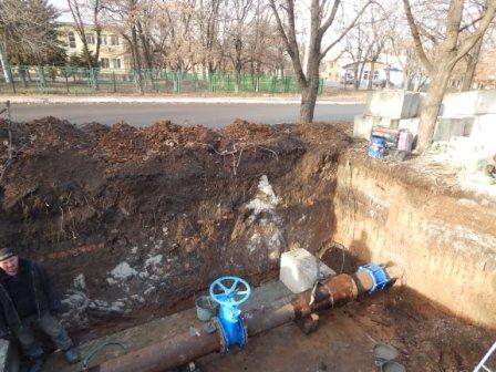 В Краматорске оптимизируют систему водоснабжения (фото) - фото 1