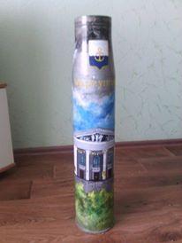 В Мариуполь прибыла выставка разрисованных гильз из Киева (ФОТО), фото-2