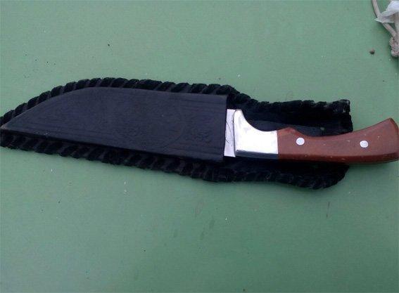 В Кировограде у мужчины нашли наркотики и оружие (ФОТО) (фото) - фото 1