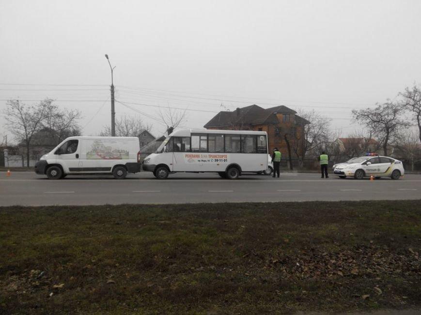 В Николаеве полисмены выезжают на ДТП четырьмя машинами (ФОТО), фото-1
