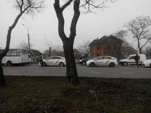 В Николаеве полисмены выезжают на ДТП четырьмя машинами (ФОТО), фото-2