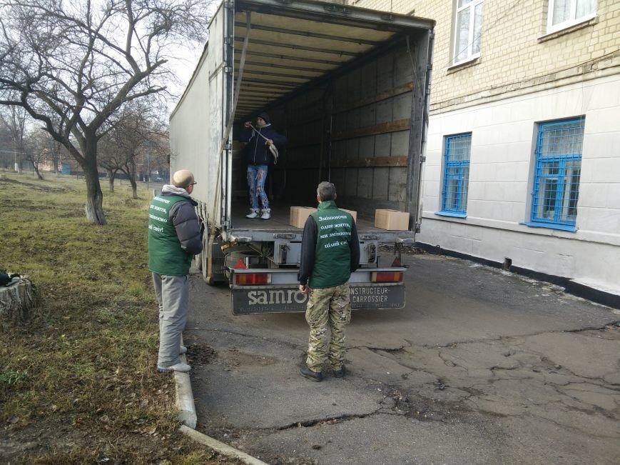"""Артемовская ЦРБ и 2-ая горбольница получили продовольственную помощь от """"АДРА Украина"""", фото-3"""