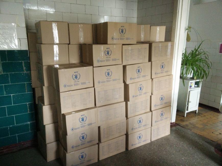 """Артемовская ЦРБ и 2-ая горбольница получили продовольственную помощь от """"АДРА Украина"""", фото-4"""