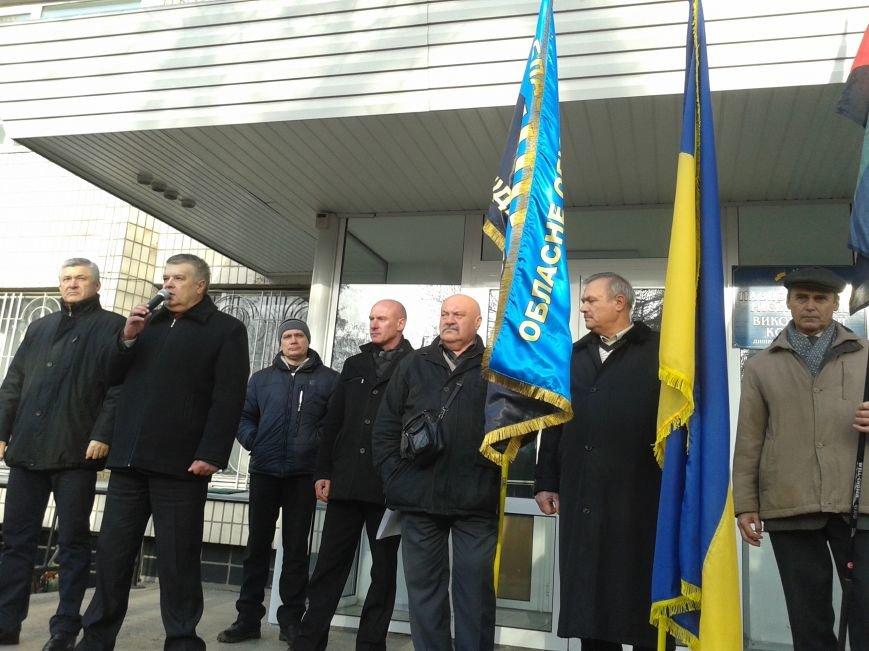 Шахтеры на митинге требовали отставки правительства (ФОТО), фото-1