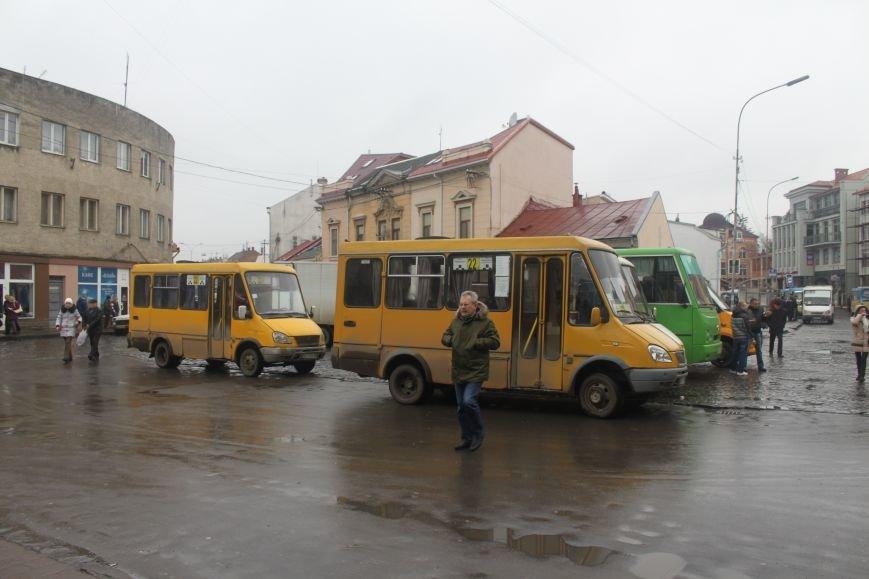 «Гонки за пасажирами» по-ужгородськи, фото-1