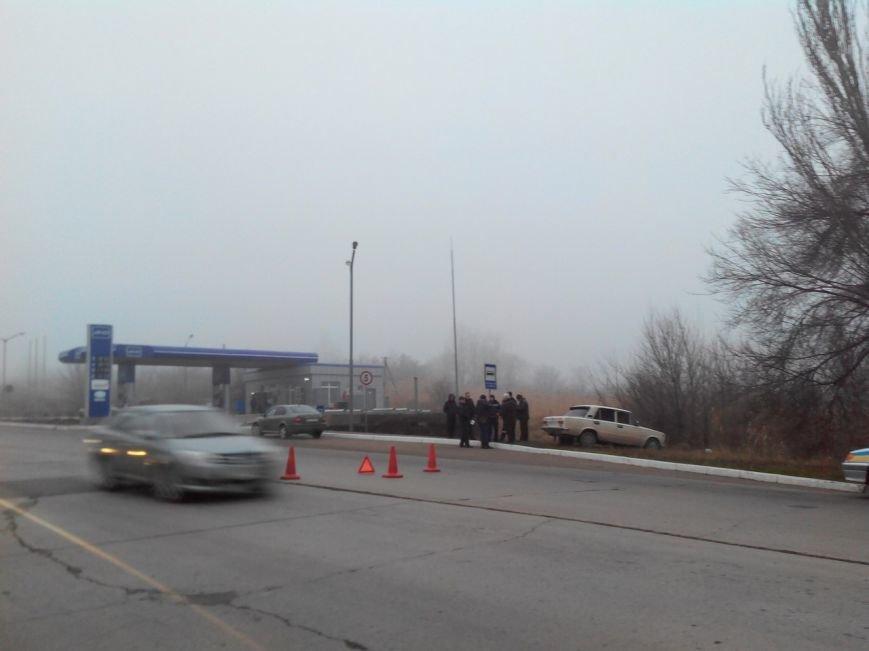 """В результате ДТП в Кривом Роге автомобиль """"ВАЗ"""" выбросило в кювет (ФОТО), фото-9"""