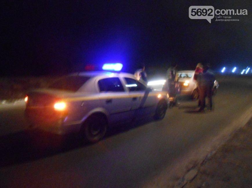 На левобережье Днепродзержинска произошло ДТП с участием пешехода (фото) - фото 1
