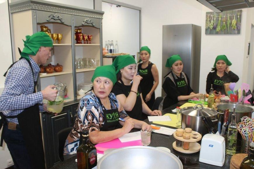 Кухня по Актауский или необычный бизнес, фото-8