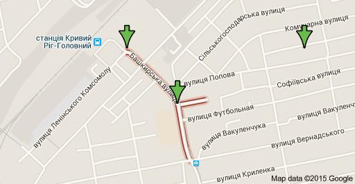 ул. Башкирская