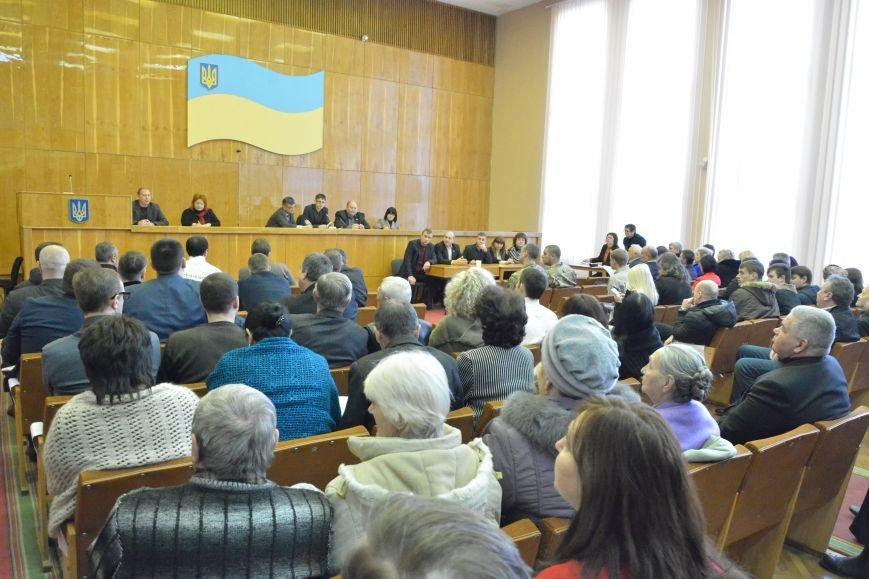 В Долгинцевском районе ни один кандидат на должность председателя не может набрать необходимое количество голосов (ФОТО), фото-2