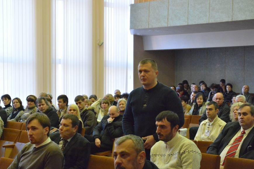 В Долгинцевском районе ни один кандидат на должность председателя не может набрать необходимое количество голосов (ФОТО), фото-4