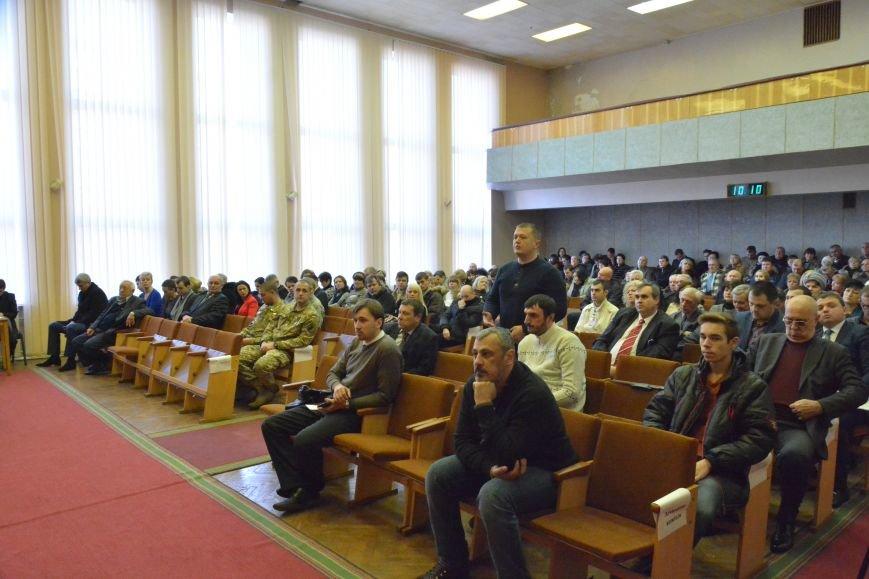 В Долгинцевском районе ни один кандидат на должность председателя не может набрать необходимое количество голосов (ФОТО), фото-5