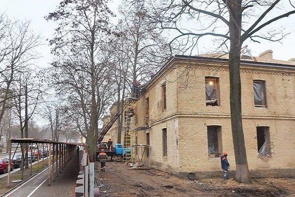 В гродненском филиале Парка высоких технологий сохранят старые фасады зданий и создадут современные интерьеры (фото) - фото 2