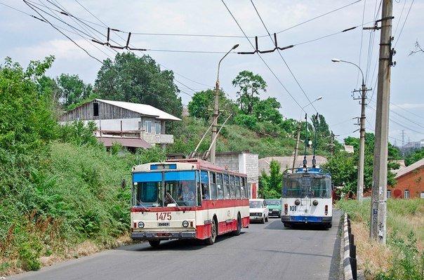 Мариупольцам легче будет добираться до ЖД вокзала на троллейбусе (ФОТО) (фото) - фото 1