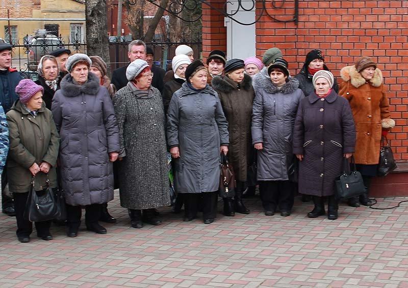 Жители города вспомнили земляков, погибших в Чечне (фото) - фото 2