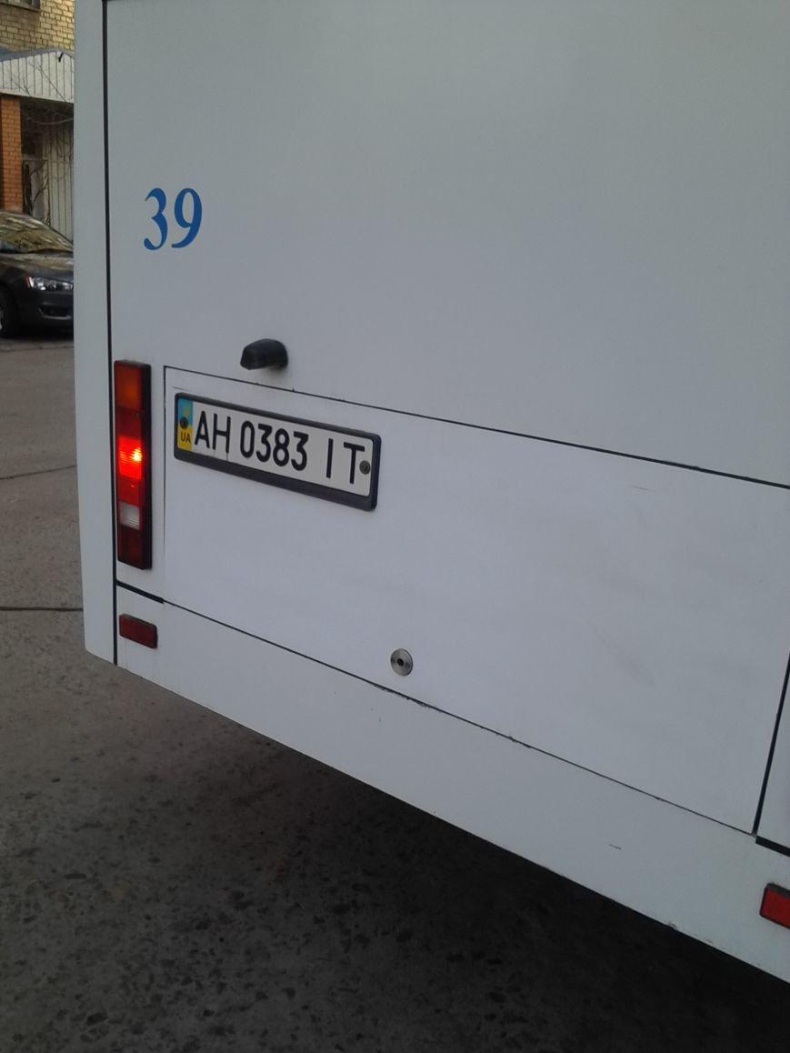 Мариупольский водитель выгнал пассажира из транспорта из-за крупных купюр (ФОТО), фото-1