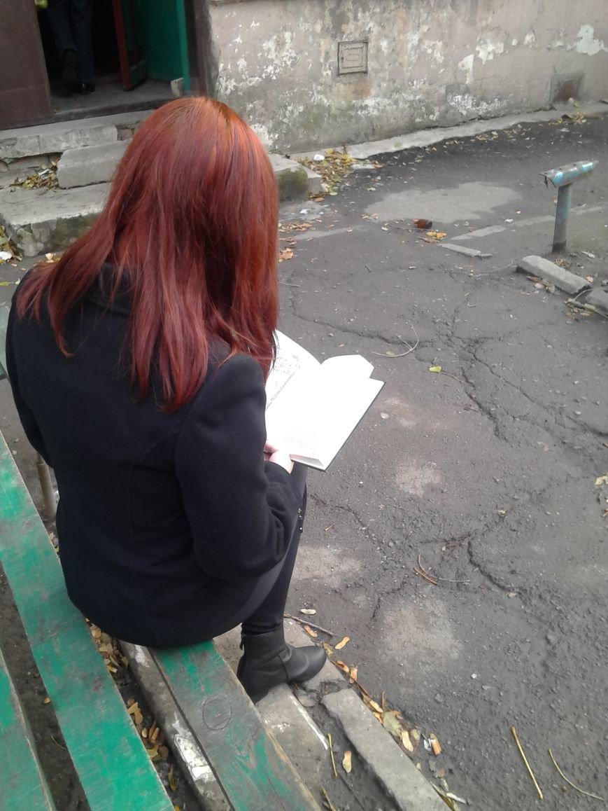 Фотопятница: «Мариуполь читающий», фото-5