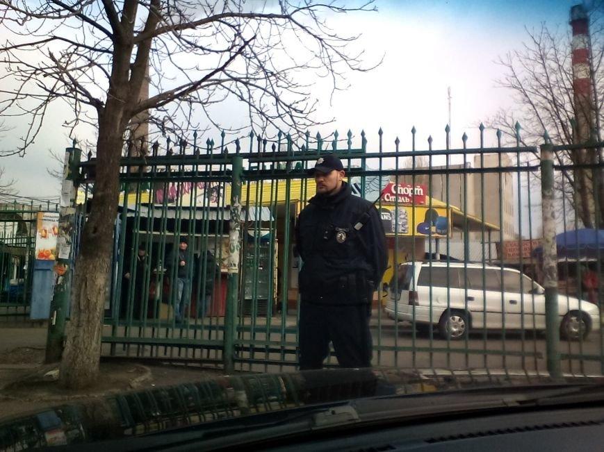 Одессит просит наказать полицейского за хамство (ФОТО) (фото) - фото 1