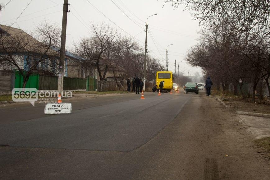 В Днепродзержинске маршрутка сбила насмерть пешехода (фото) - фото 2