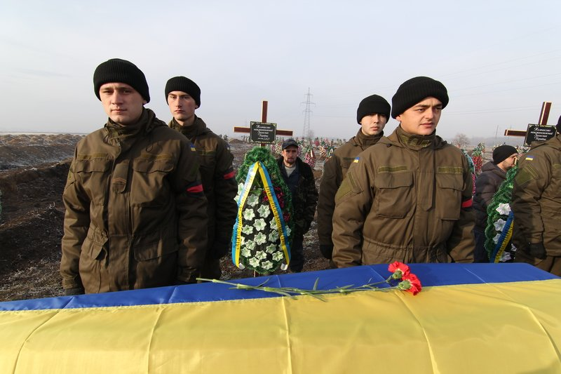 На Днепропетровщине провели в последний путь еще 9 неизвестных солдат (ФОТО) (фото) - фото 6