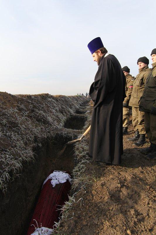 На Днепропетровщине провели в последний путь еще 9 неизвестных солдат (ФОТО) (фото) - фото 9