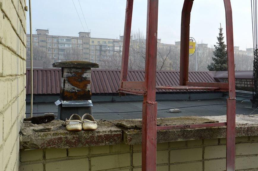 При пожаре в торгово-развлекательном центре Днепропетровска спасены 17 человек (ФОТО) (фото) - фото 5