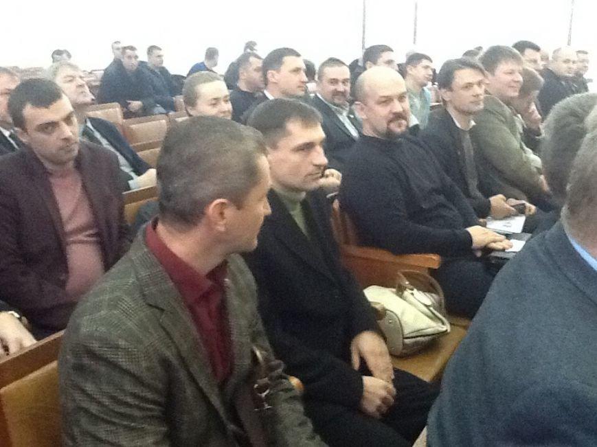 Александр Залевский избран секретарем горсовета Днепродзержинска, фото-1