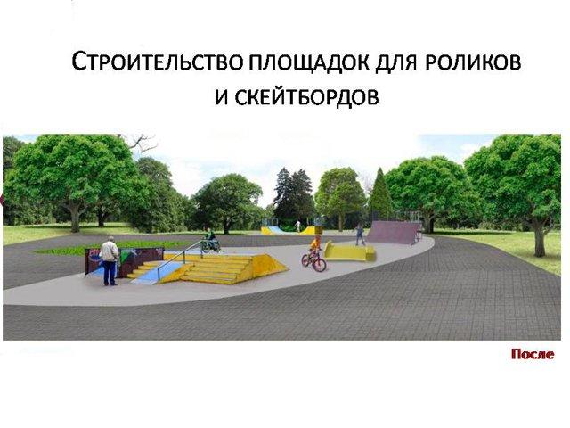 Новые места отдыха, детские площадки, мини-зоопарк и кинотеатр под открытым небом: что может появиться в Макеевке в будущем году (фото) - фото 1