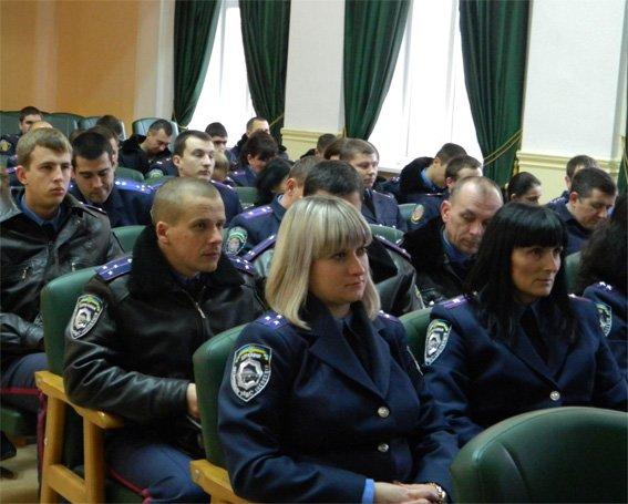 Представники громадськості обговорили з поліцейськими питання дотримання прав людини в діяльності правоохоронних органів (фото) - фото 1