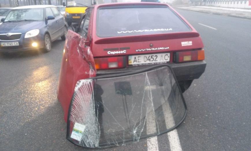 ДТП в Днепропетровске: столкнулись «Таврия» и Honda Civic (ФОТО, ВИДЕО), фото-5