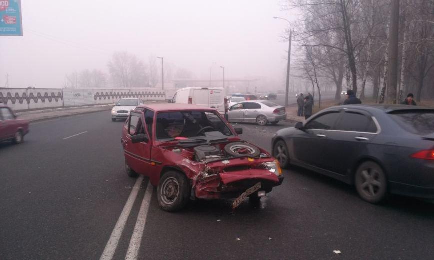 ДТП в Днепропетровске: столкнулись «Таврия» и Honda Civic (ФОТО, ВИДЕО), фото-4