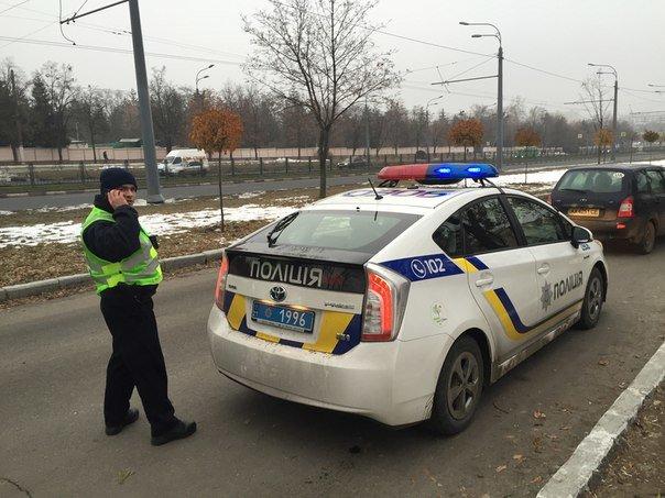 На проспекте Гагарина патрульные полицейские сбили женщину (ФОТО) (фото) - фото 1