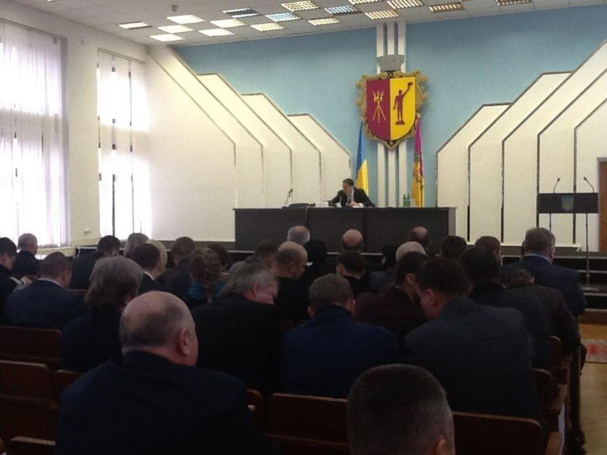Избран новый состав днепродзержинского горисполкома (фото) - фото 1