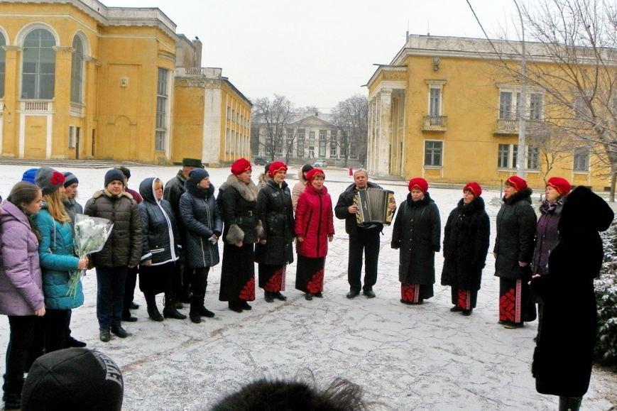 В Краматорске отметили годовщину рождения Леонида Быкова (фото) - фото 2