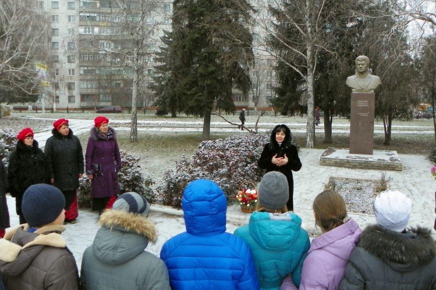 В Краматорске отметили годовщину рождения Леонида Быкова (фото) - фото 3