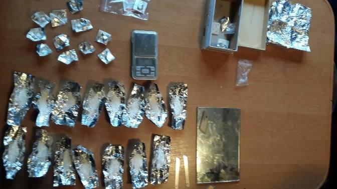 Правоохоронці вилучили у  львів'янина наркотиків на 10 тисяч гривень (ФОТО) (фото) - фото 2