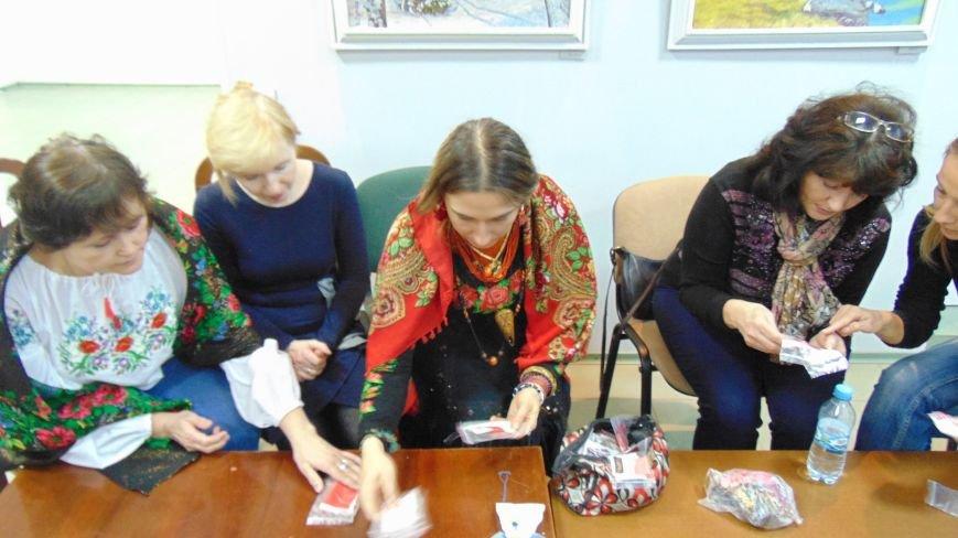 В Мариуполе стартовала акция «Почувствуй Украину» (ФОТО) (фото) - фото 1