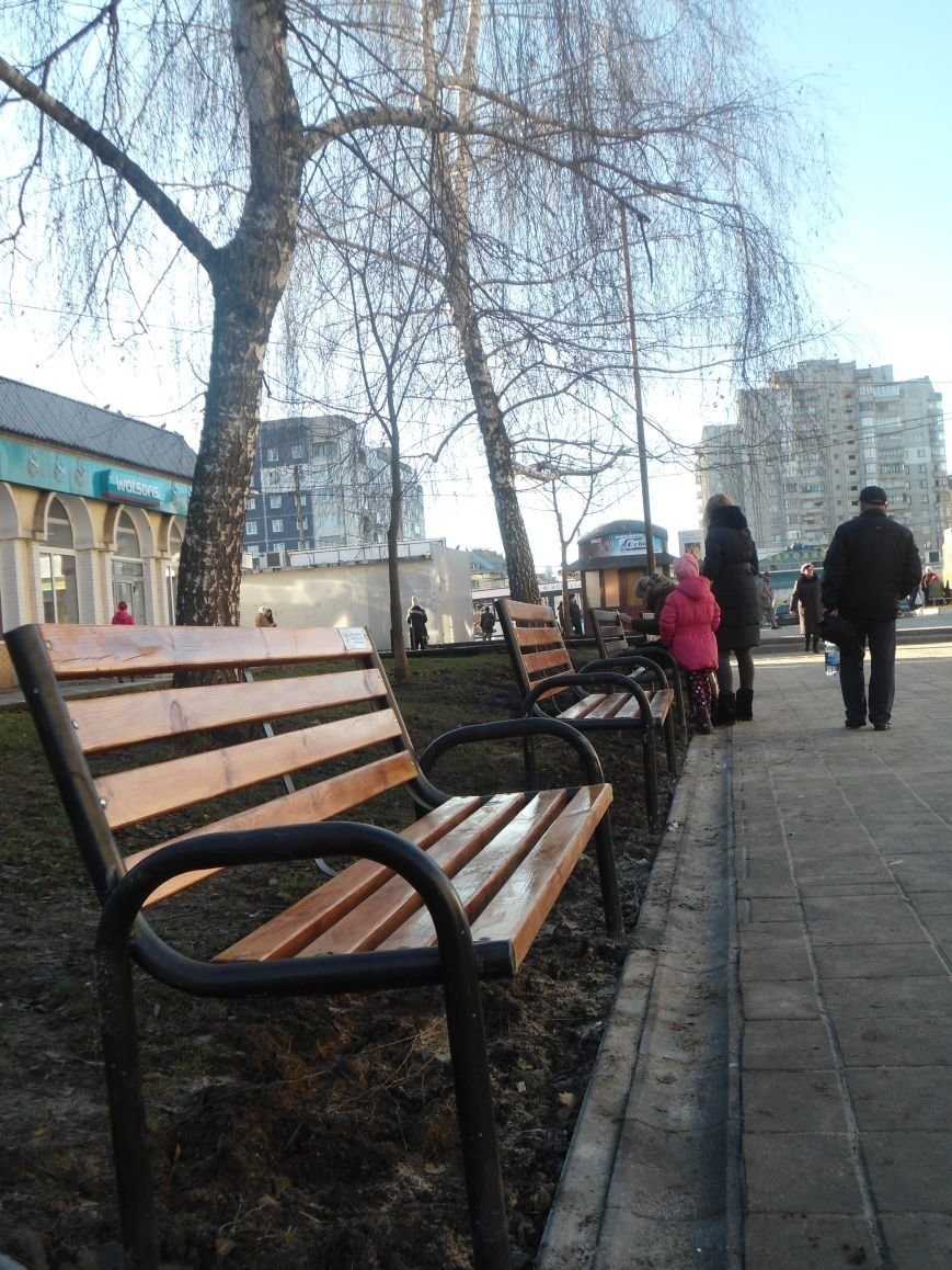 Як у Львові відкривали сквер Гідності (ФОТОРЕПОРТАЖ) (фото) - фото 1