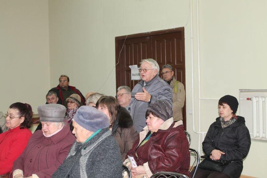 Жители Артемовска-Бахмута на общественных слушаниях проголосовали за объединение территориальной громады, фото-1