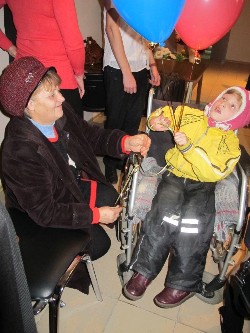 В Авдеевке прошло торжественное мероприятие для людей с ограниченными возможностями (фото) - фото 1