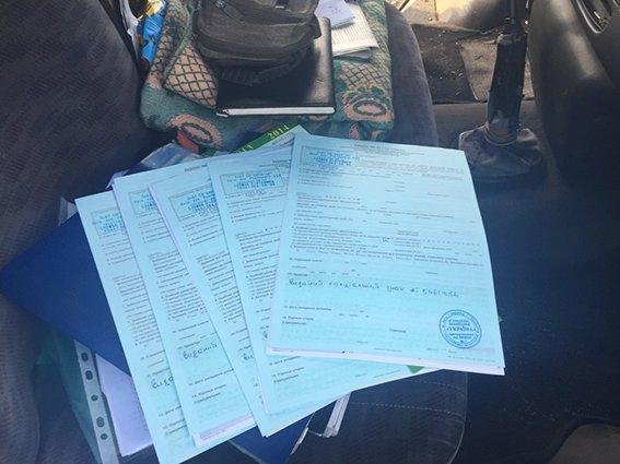 В Днепропетровской области работники Управления защиты экономики разоблачили группу мошенников-страхователей транспортных средств (ФОТО) (фото) - фото 3
