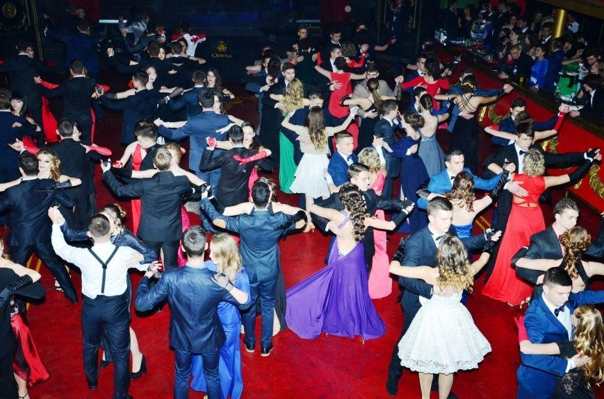 Днепродзержинцы станцевали танго на студенческом балу в Днепропетровске, фото-4
