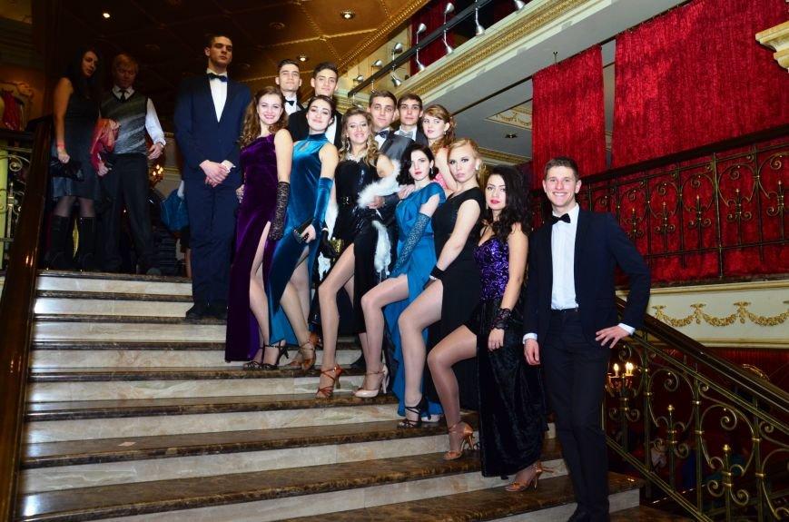 Днепродзержинцы станцевали танго на студенческом балу в Днепропетровске, фото-1