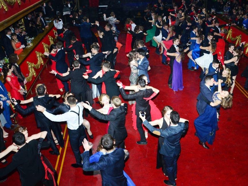 Днепродзержинцы станцевали танго на студенческом балу в Днепропетровске, фото-5