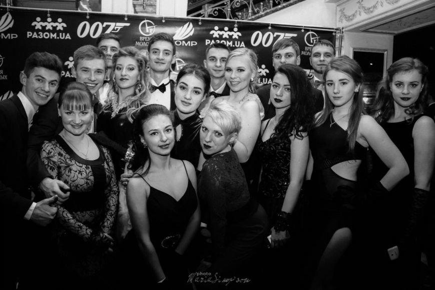 Днепродзержинцы станцевали танго на студенческом балу в Днепропетровске, фото-2