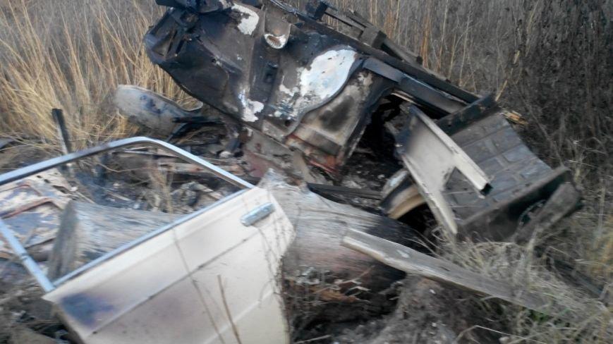 19-летний угонщик распилил ВАЗ, чтобы продать его на запчасти и на металлолом (ФОТО), фото-3