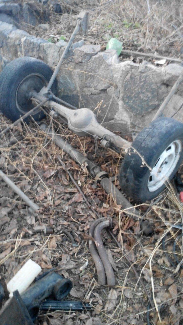 19-летний угонщик распилил ВАЗ, чтобы продать его на запчасти и на металлолом (ФОТО), фото-2