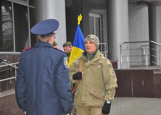 Як полтавських правоохоронців зі Сходу зустрічали (ФОТО) (фото) - фото 2