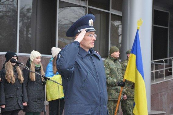 Як полтавських правоохоронців зі Сходу зустрічали (ФОТО) (фото) - фото 1